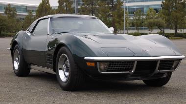 1971 ZR2 Auction Car