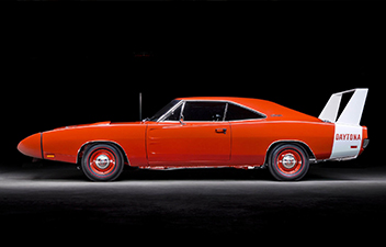 Celebrate the 50 Years of the Dodge Charger Daytona & 500