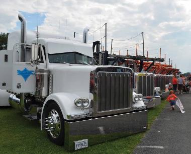 Big Rigs_Carlisle Truck Nationals_1