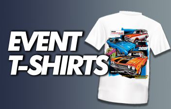 Get Your Chevrolet Nationals Event T-Shirt NOW Via the Carlisle Store