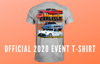 Pre-Order Your Fall Carlisle 2020 T-Shirt