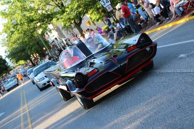 Ford-Parade