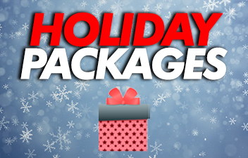 Get your Chrysler Nationals Package in Time for the Holidays!