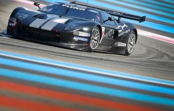 Rare 2009 Matech Ford GT Prototype GT1 Announced for Ford Nationals