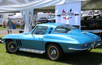 Join the NCRS February 22-23 for their 42nd Annual Winter Regional Corvette Meet