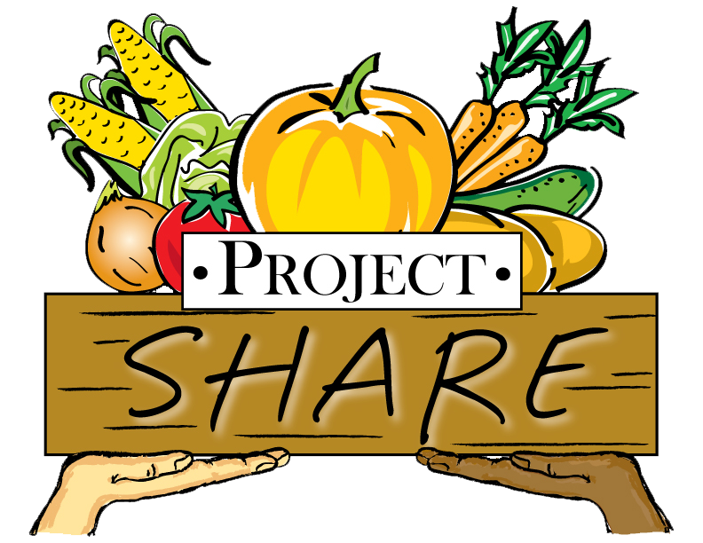 Project SHARE Logo