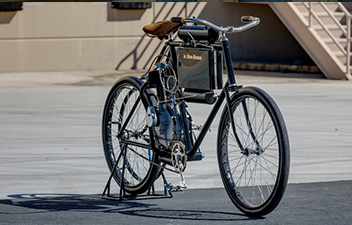80 Years of Motorized Bikes and Scooters
