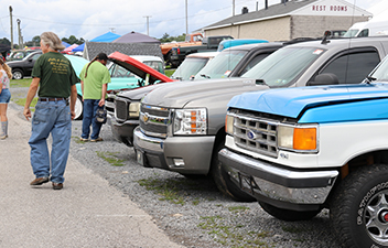 Promote Your Truck Corral Ride on our Social Media Pages