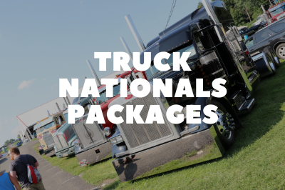 Truck Nationals Packages Are Available!