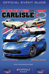 2016 Corvettes at Carlisle