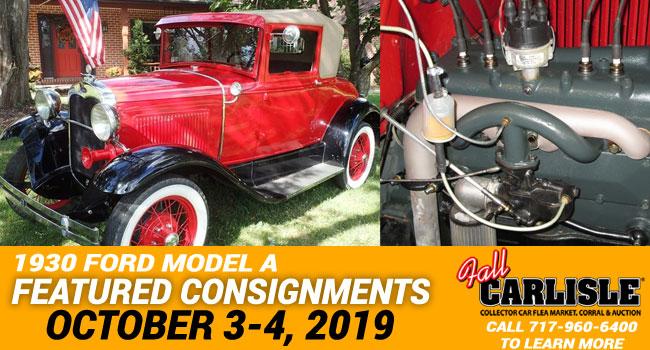 Carlisle Auctions | Collector Classic Antique Auto Car Auction