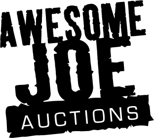 Sell, Bid and Buy with Awesome Joe Auctions Starting June 21